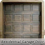residential garage door crowley